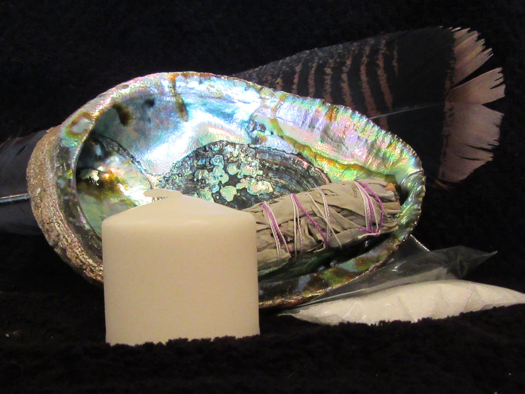 Smudge Kit / Home Cleansing Kit - Great Housewarming Gift!