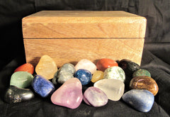 Essential Tumbled Ritual Crystal & Gemstone Collection | Pagan Portal