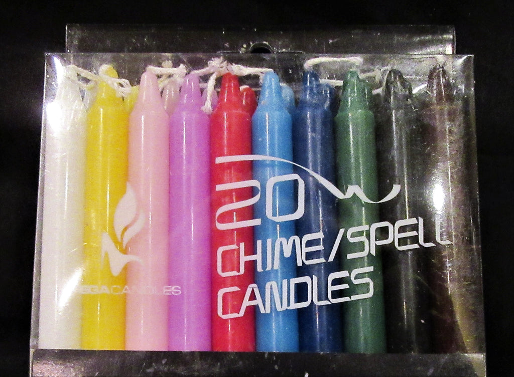 Ritual Chime Candles Assorted Colors