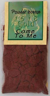 Come To Me Powder Incense