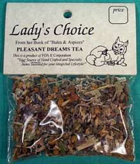 Lady's Choice Pleasant Dreams Tea | Pagan Portal