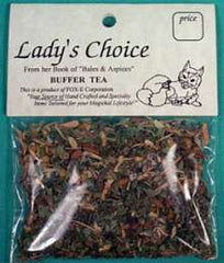 Lady's Choice Buffer Tea for Headaches | Pagan Portal