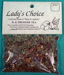 Lady's Choice High Blood Pressure Tea