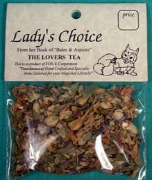 Lady's Choice Lover's Tea | Pagan Portal