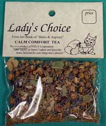 Lady's Choice Calm Comfort Tea | Pagan Portal