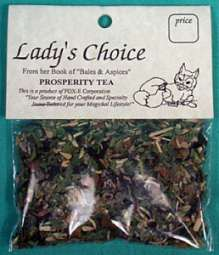 Lady's Choice Prosperity Tea