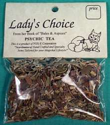 Lady's Choice Psychic Tea