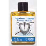 Against Harm Protection Oil