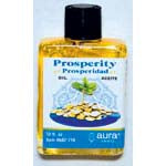 Prosperity Oil | Pagan Portal