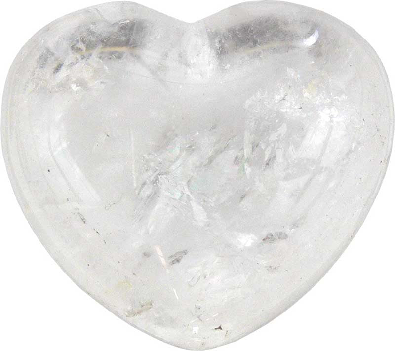 Quartz Clear Heart