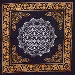 Flower of Life Altar Cloth | AG