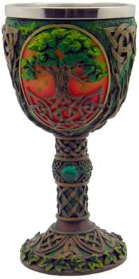Tree of Life Goblet / Chalice