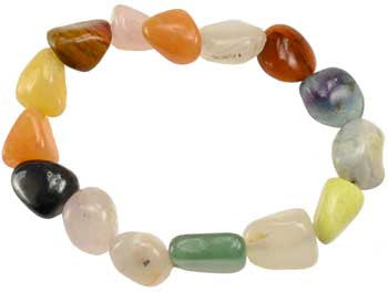 Mixed Gemstone Bracelet | AG