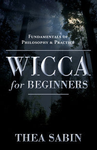 Wicca for Beginners Softcover Book | Llewellyn