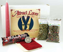 Attract a Lover Complete Spell & Ritual Kit | AG
