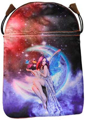 "Moon Fairy Tarot Bag 6"" x 9"""