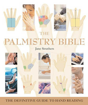 Palmistry Bible by Jane Struthers
