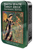 Smith Waite Tarot Deck with Decorative Tin | AG