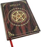 Spell Book Red journal | AG