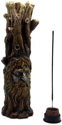 Tree of Wisdom Incense Holder - Burner