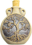 Tree of Life Oil  Bottle Pendant | AG