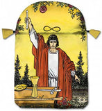 "Universal Tarot Bag by Lo Scarabeo 6"" x 9"" 