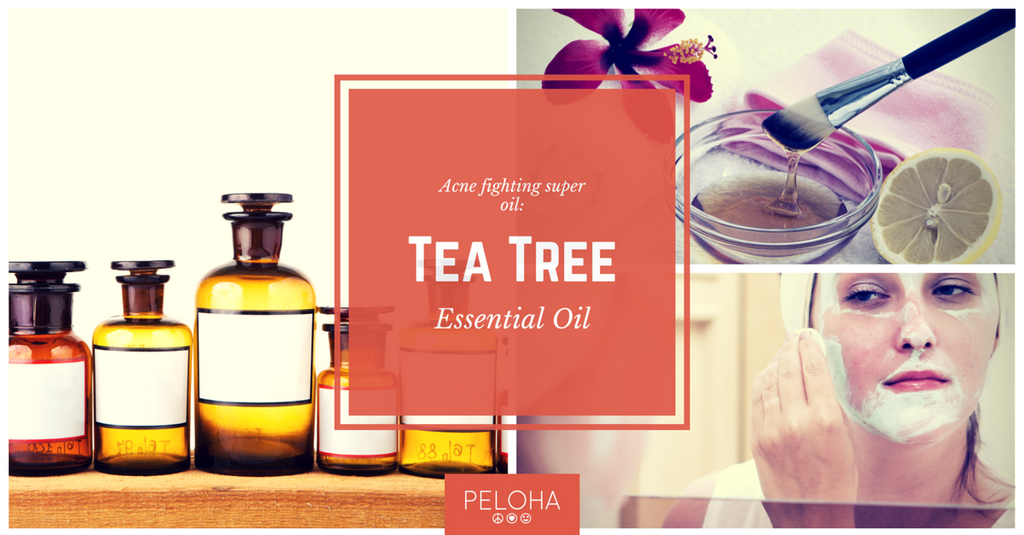 use tea tree oil to naturally fight acne