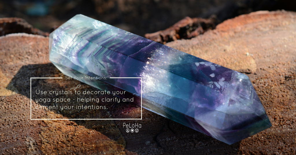 fluorite crystals help cleanse the spirit