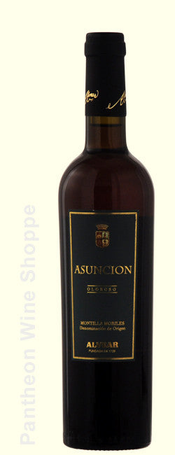 Non Vintage-Alvear Winery Oloroso Asuncion 500 ml