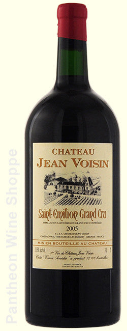 2005-Chateau Jean Voisin 3 Liter