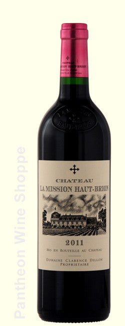 2011-Chateau La Mission Haut-Brion