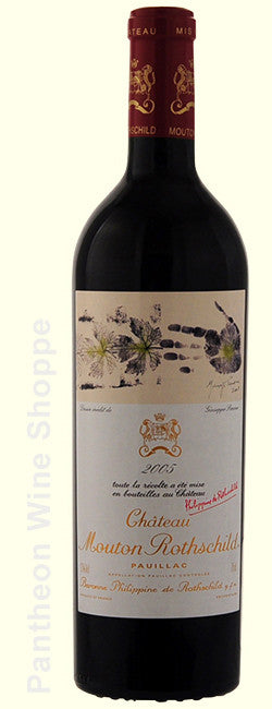 2005-Chateau Mouton Rothschild
