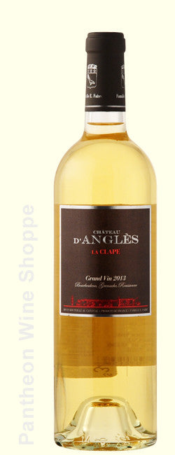 2013-Chateau d'Angles Blanc