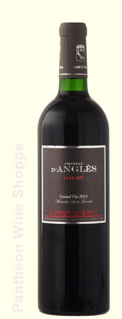 2011-Chateau d'Angles Grand Vin Rouge