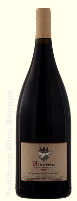 2012-Domaine du Colombier Hermitage 1.5 Liter