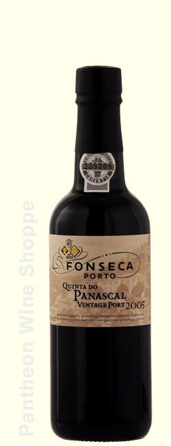 2005-Fonseca Quinta Do Panascal Vintage Port 375 ml