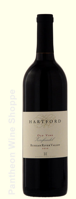 2010-Hartford Family Winery Old Vine Zinfandel