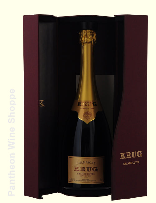 Krug Grand Cuvee in Luxury Gift Box