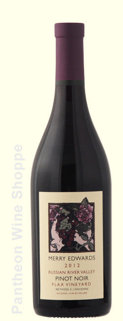 2012-Merry Edwards Flax Vineyard Pinot Noir