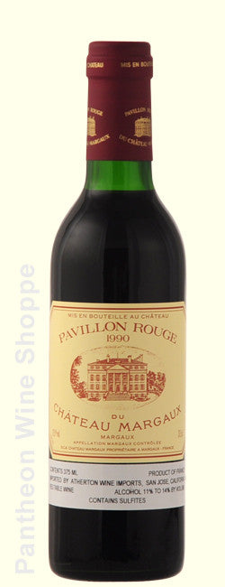1990-Pavillon Rouge du Chateau Margaux 375 ml