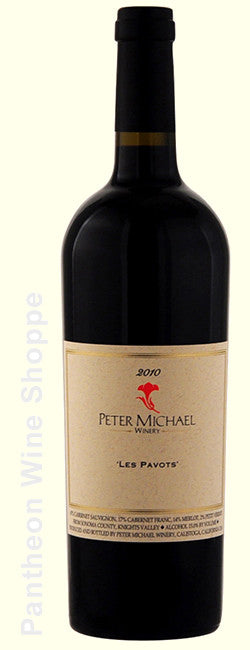2010-Peter Michael Winery 'Les Pavots'