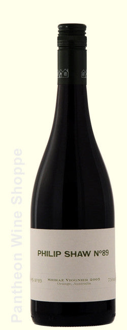 2005-Philip Shaw No. 89 Shiraz Viognier