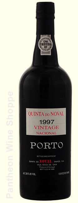 1997-Quinto do Noval Nacional Vintage Port