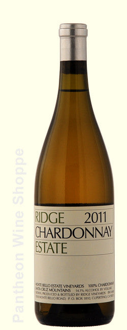 2011-Ridge Vineyards Estate Chardonnay