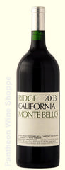 2003-Ridge Vineyards Monte Bello 1.5 Liter