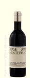 2012-Ridge Vineyards Monte Bello 375 ml