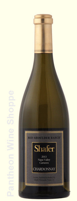 2013-Shafer Vineyards Red Shoulder Ranch Chardonnay
