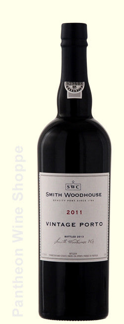 2011-Smith Woodhouse Vintage Port