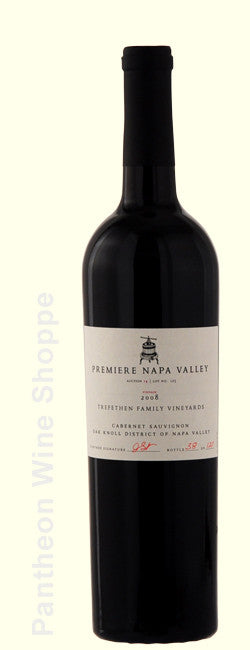 2008-Trefethen Family Vineyards Premier Napa Valley Wine Auction Oak Knoll District Cabernet Sauvignon