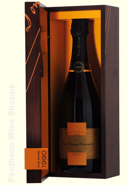 1990-Veuve Clicquot Ponsardin Gold Label Cave Privee Brut